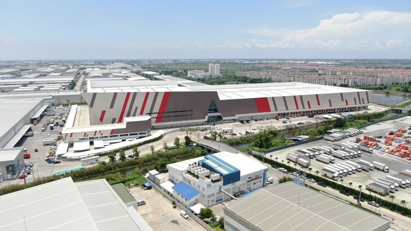 Frasers Property Thailand marks a new success for Thailand's first Omnichannel Distribution Center for Central Retail