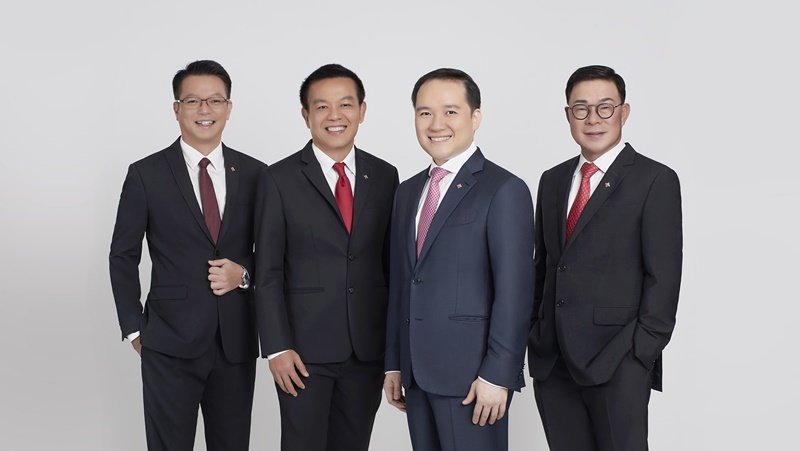 Frasers Property Thailand announces new executive leadership team for Thailand's first fully integrated real estate platform