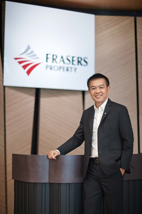 Frasers Property Thailand continues thriving in the real estate market over its 'One Platform' with the achievement of a revenue target at THB 20,000 million for the year 2020 despite challenges