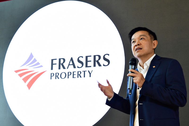 Frasers Property Thailand continues to build on its 'One Platform' strategy to deliver resilient performance with earnings of THB 4,282 million for the first quarter of 2021