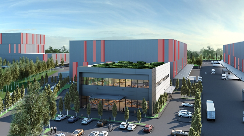 Frasers Property Industrial (Thailand) launches a new logistics center at Bangplee with a land area of over 80 rai readying to serve demands for premium distribution centers
