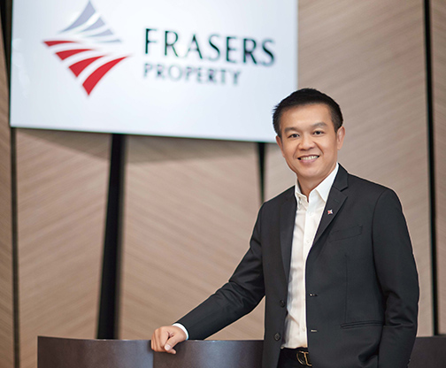 Frasers Property Thailand's One Platform proves resilience over COVID-19 crisis, delivering over THB 8 billion total revenue for 1H2021
