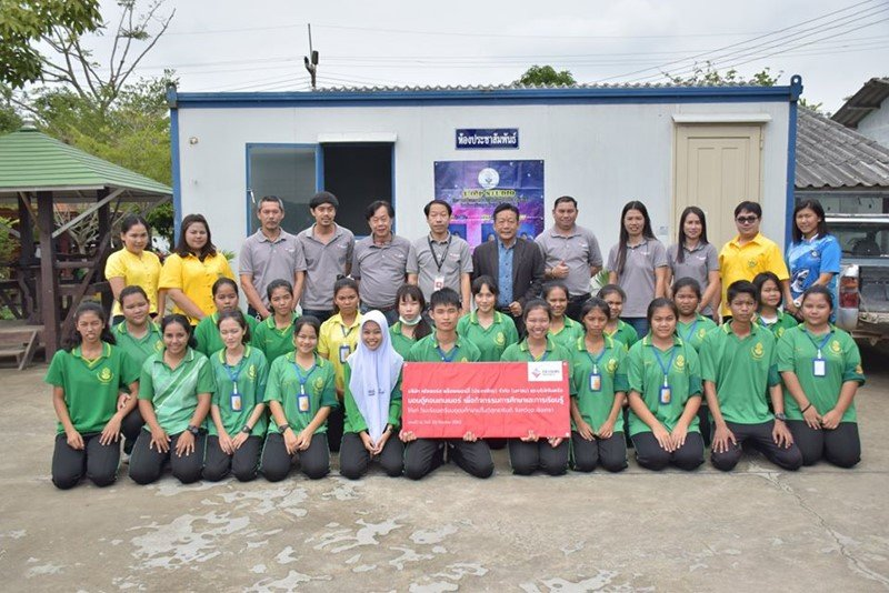 FPT Give Love – Sponsor teacher dormitory and information room
